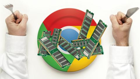 Chrome come RAM