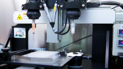 Loreal y Organovo utilizarán la bioimpresión 3D para sus experimentos
