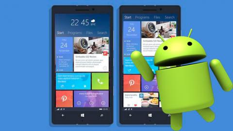 ¿Un móvil con Windows Phone y Android? Microsoft lo patenta