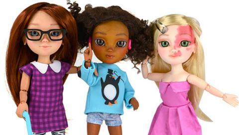 Twiter promueve los juguetes con discapacidades con #Toylikeme
