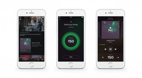 Spotify Running te acompañará mientras corres