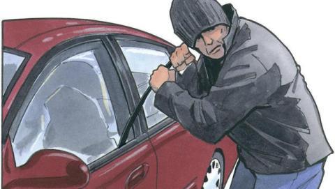 Nueva tendencia: robar baterías de Toyota Prius