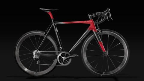 Audi presenta una bicicleta tan especial como su precio