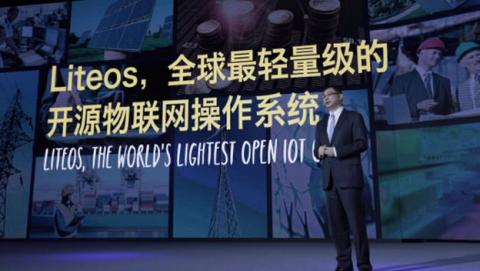 Lite OS software Huawei Internet de las Cosas