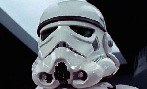 Soldado Imperio Star Wars