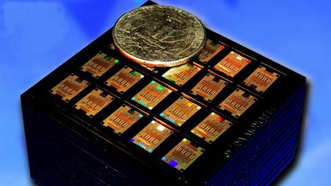 El chip Silicon Photonics de IBM está orientado a la Nube y Big Data