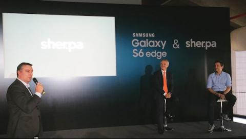 Acuerdo Samsung Sherpa