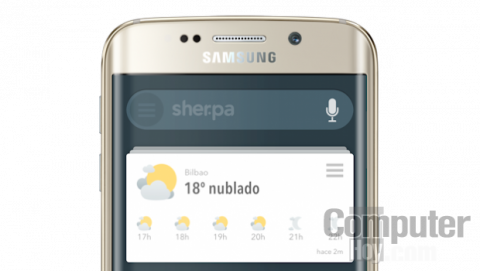 Sherpa Next - Samsung Galaxy S6 edge