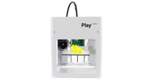 Lewihe Play, una impresora 3D española por sólo 69 euros