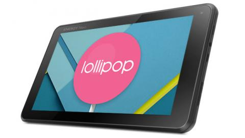 Android lollipop energy sistem