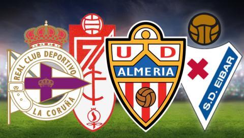 Ver online y en directo la última jornada de Liga BBVA en Internet