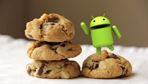 El nombre en clave de Android M, el sucesor de Android Lollipop, es Galleta de Nuez de Macadamia.