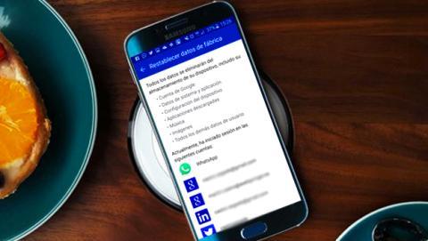 Formatear tu smartphone Android podría no servir de nada