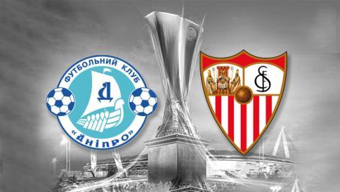 Ver online y en directo final Uefa Europa League Dnipro vs Sevilla FC en directo