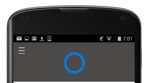 cortana android iphone