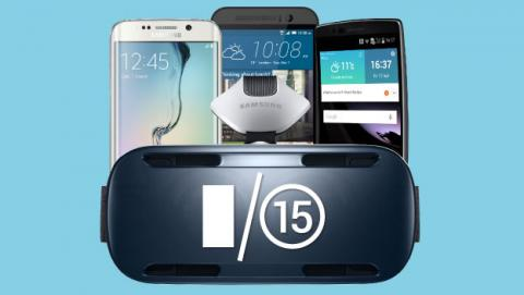Google I/O estará repleto de anuncios y presentaciones