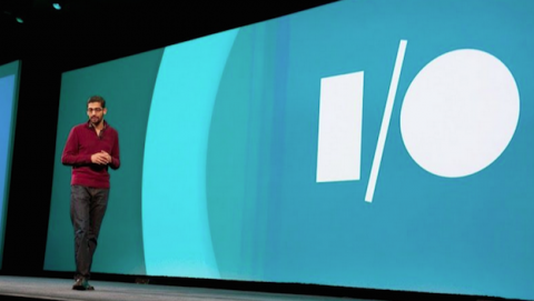 Google I/O, sigue en streaming online el evento de Google