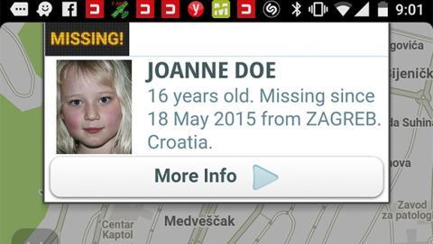 waze niños perdidos