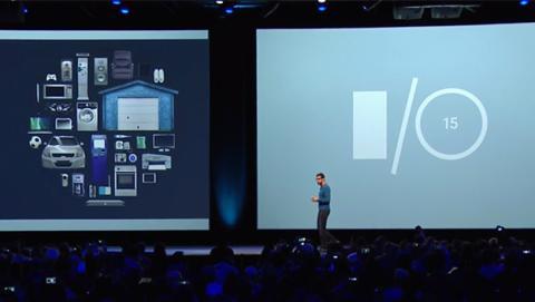 Brillo software Google Internet Cosas