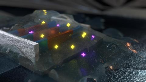 Un nanotransistor que monitoriza tu salud a través del sudor