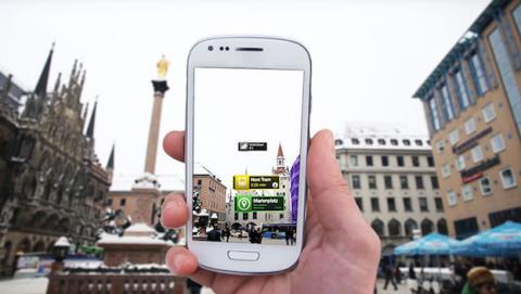 Apple habría comprado empresa de realidad aumentada Metaio