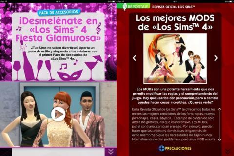 Revista Oficial Los Sims 14