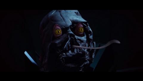 Star Wars VII trailer jar jar binks
