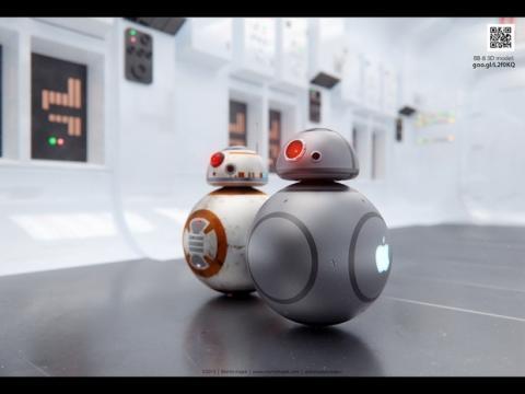 Apple Star Wars