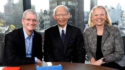 IBM y Apple ofrecerán 5 millones de iPads a ancianos japoneses.