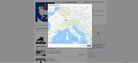 Facebook y Gotland