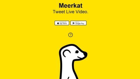 Meerkat añade soporte de Facebook y planta cara a Twitter.