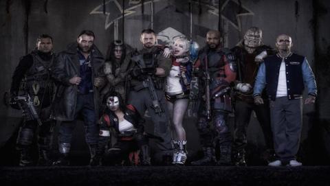 Así serán Harley Quinn y el resto de El Escuadrón Suicida