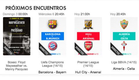 FC Barcelona Bayern Munich de Champions League YOMVI