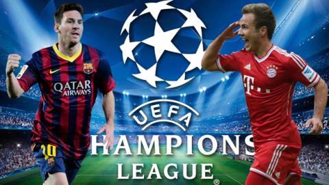 Ver online y en directo FC Barcelona vs Bayern Munich de Champions en Internet