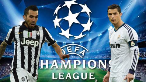 Ver online y en directo Juventus vs Real Madrid de Champions en Internet