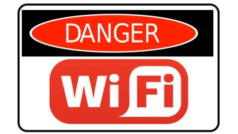 Peligro WiFi Gratis