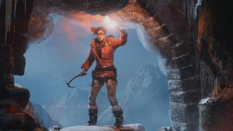 Rise of the Tomb Raider, nuevo trailer anticipo del E3 2015.