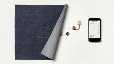 Google y Levi's crean tela inteligente para hacer ropa tácti