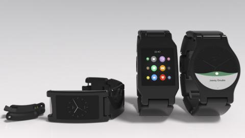 Blocks Qualcomm primer smartwatch modular