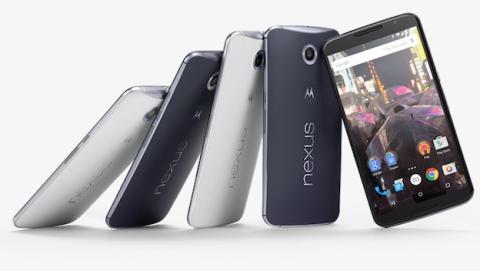 Nexus 6 en oferta por 499 dólares