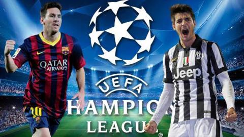 Ver online y en directo la final de Champions entre F.C. Barcelona y Juventus