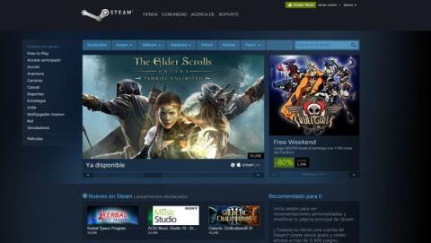 Steam te devuelve el dinero incluso tras jugar dos horas.