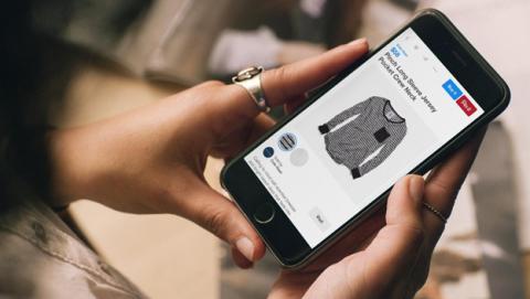 Pinterest integrará botones de compra en su plataforma