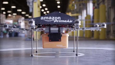 Prime Air traería ganancias para Amazon