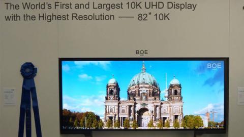 televisor 10k