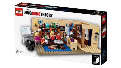 Primeras fotos de la caja y contenido del set de Lego The Big Bang Theory.