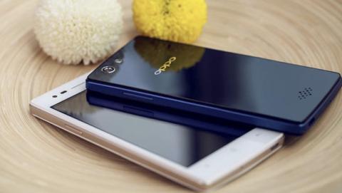 Oppo Neo 5  Oppo Neo 5S móviles gama entrada