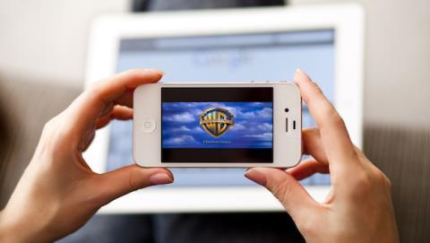 Usuarios prefieren ver vídeos online desde móviles