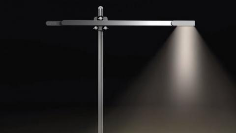 Esta lámpara Dyson ilumina durante 37 años