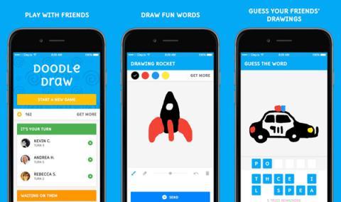 Doodle Draw, el primer juego de Facebook Messenger
